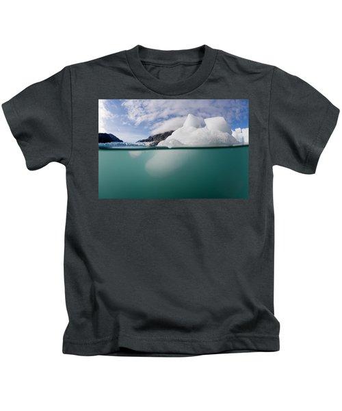 Glacier Bay National Park, Alaska Kids T-Shirt