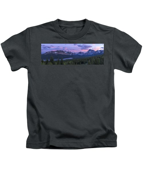 Glacier Glow Kids T-Shirt