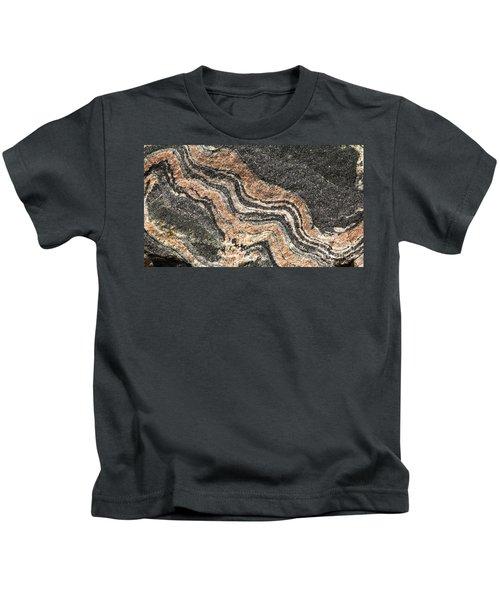 Gneiss Rock  Kids T-Shirt