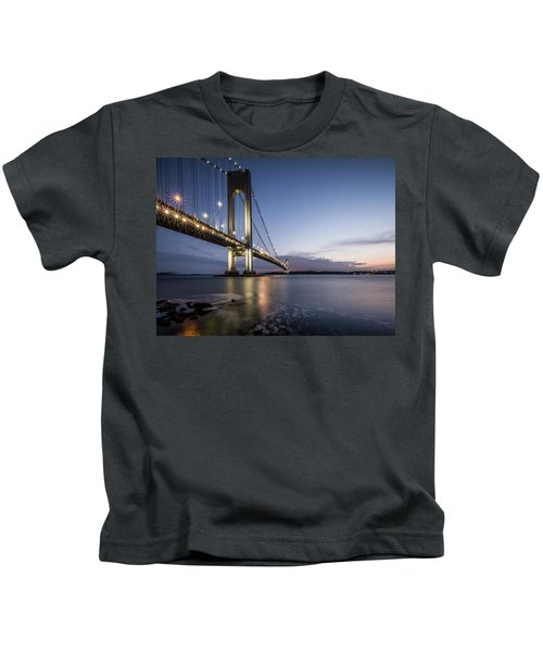 Golden Hour Kids T-Shirt