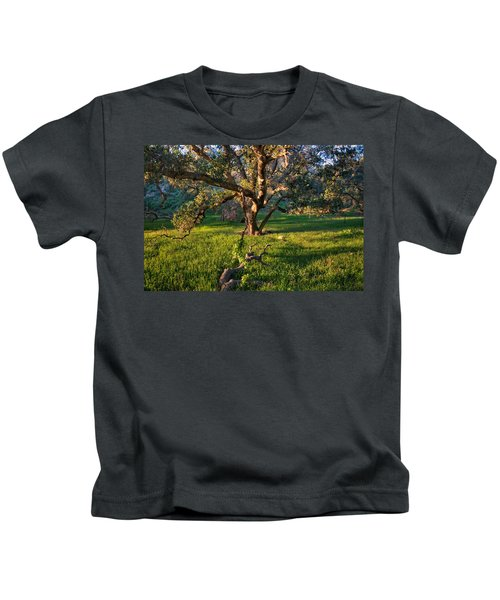 Golden Oak Kids T-Shirt