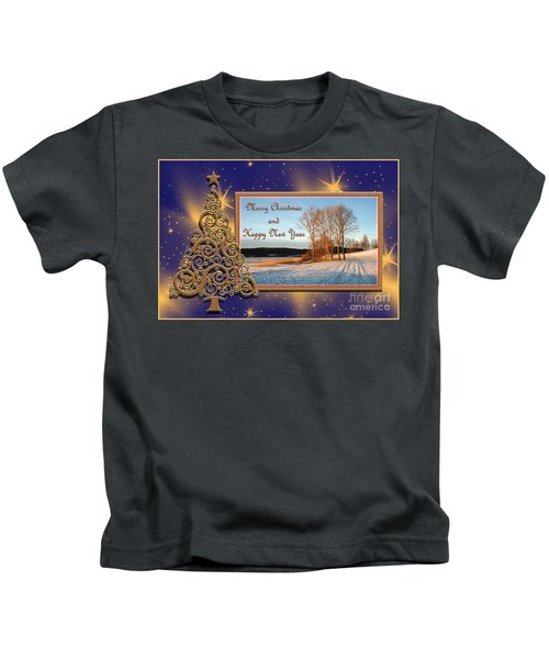 Golden Tree Kids T-Shirt