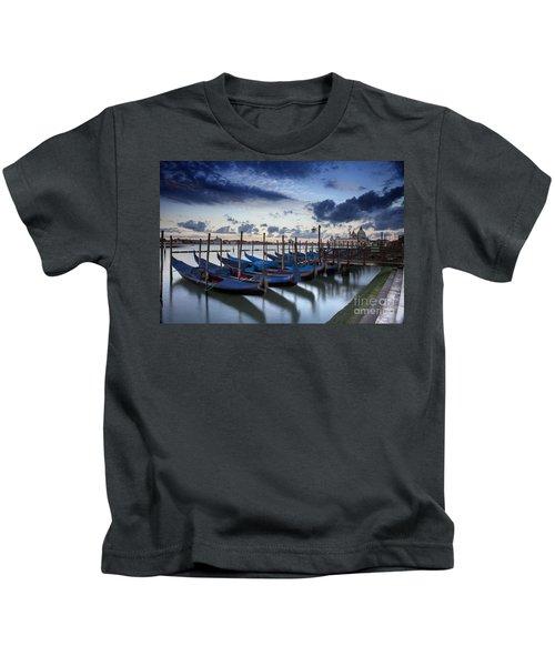 Gondolas Kids T-Shirt