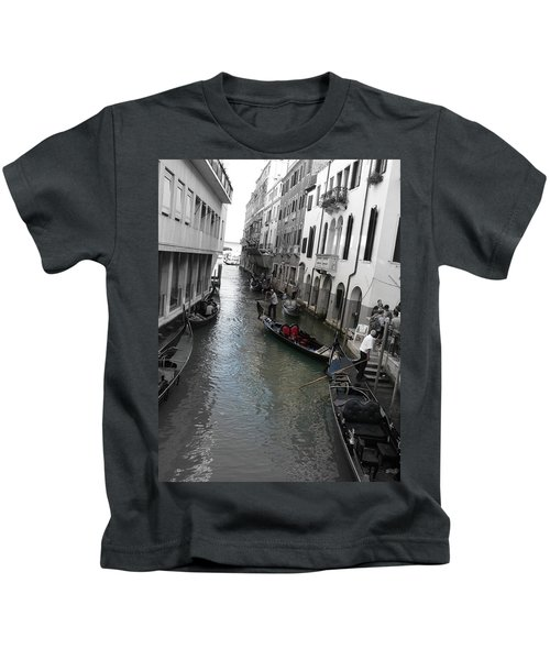 Gondolier Kids T-Shirt