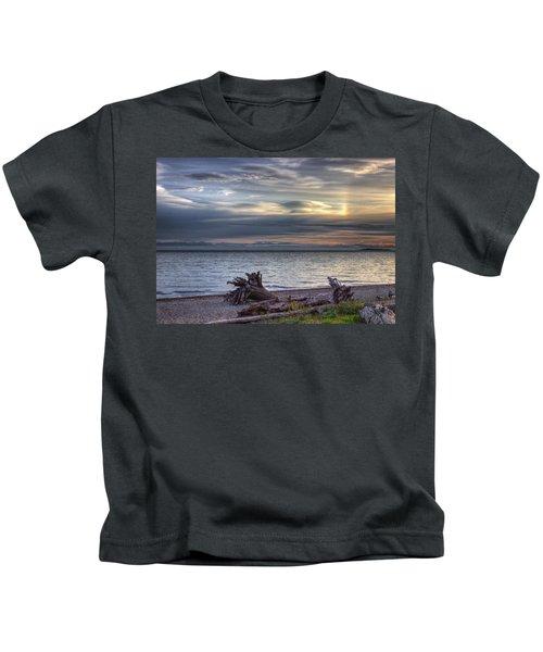 San Pareil Sunrise Kids T-Shirt