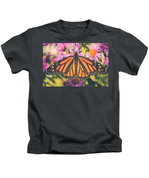 Grace And Beauty Kids T-Shirt