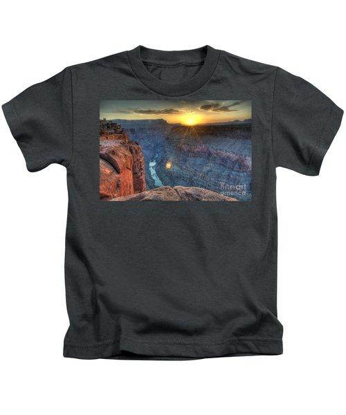 Grand Canyon First Light Kids T-Shirt