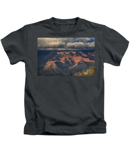 Grand Canyon View Kids T-Shirt