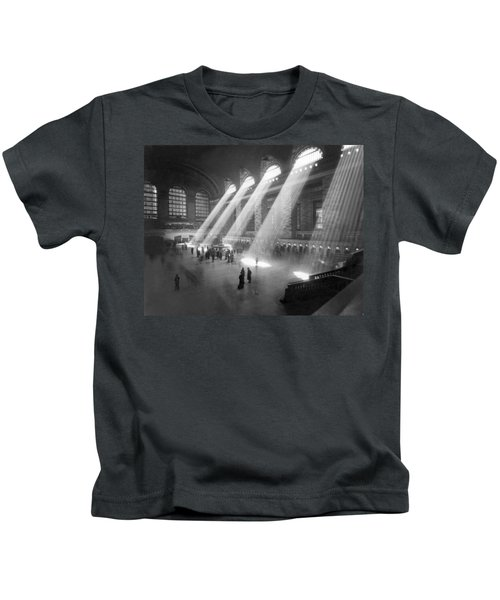 Grand Central Station Sunbeams Kids T-Shirt