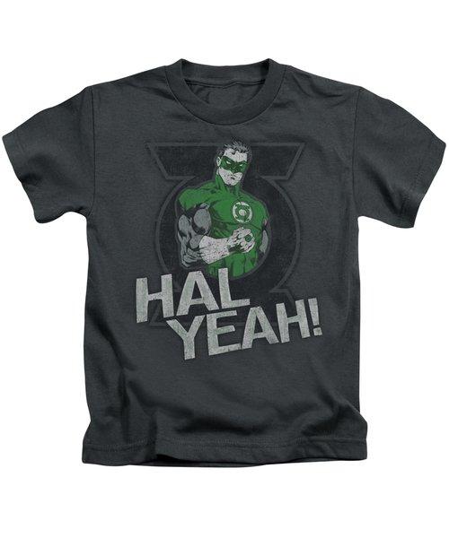 Green Lantern - Hal Yeah Kids T-Shirt