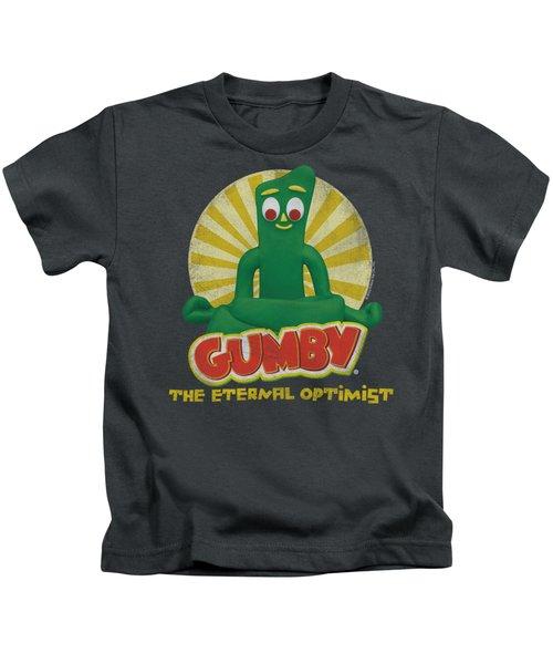 Gumby - Optimist Kids T-Shirt