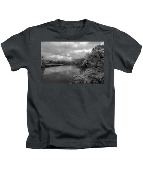 Hackensack River Kids T-Shirt