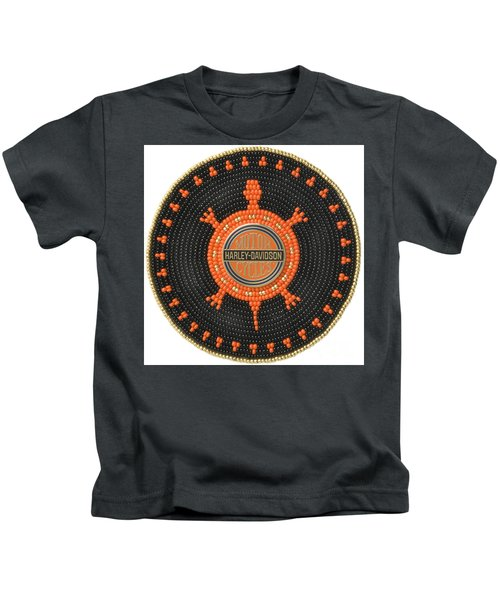 Harley Davidson Iv Kids T-Shirt