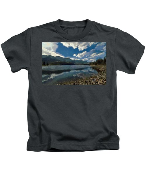 Haviland Lake Kids T-Shirt