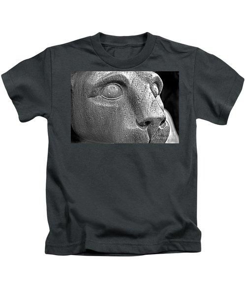 Heinz Warneke's Mountain Lion Kids T-Shirt