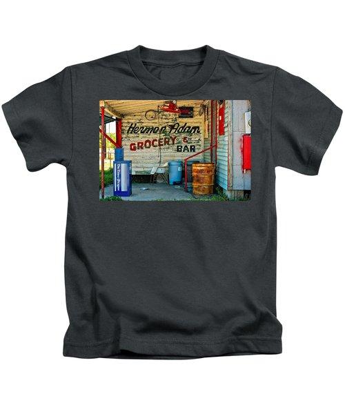 Herman Had It All Kids T-Shirt