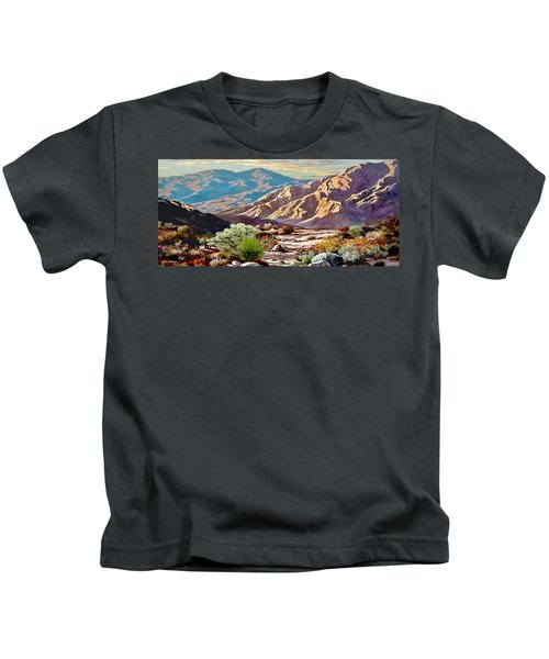 High Desert Wash Kids T-Shirt