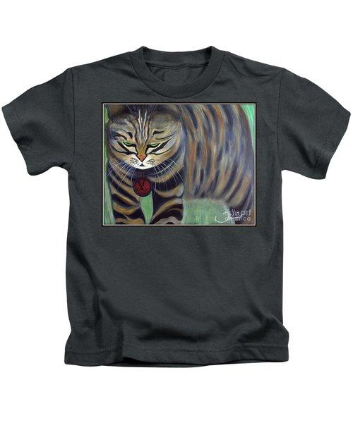 His Lordship Monty Kids T-Shirt