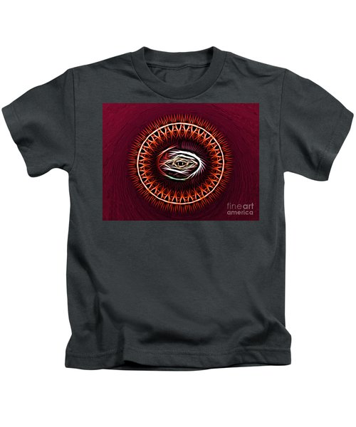 Hj-eye Kids T-Shirt
