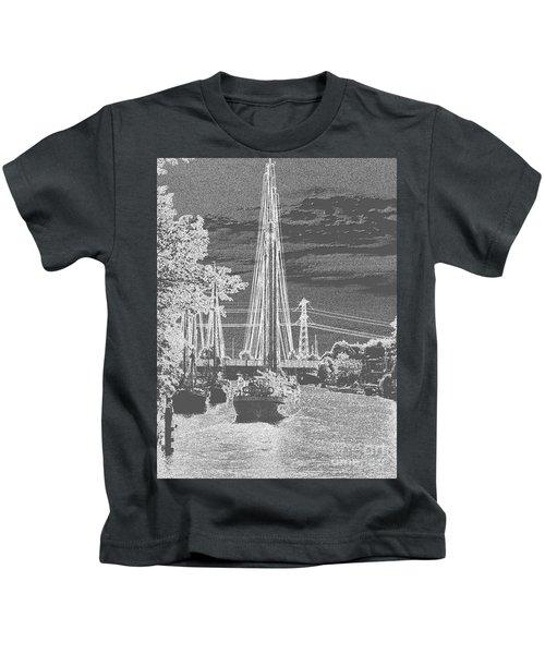 Home Sail Kids T-Shirt