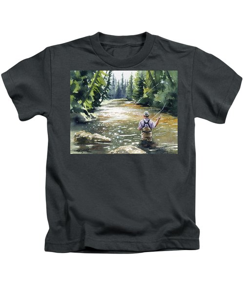 Hooked Up II Kids T-Shirt