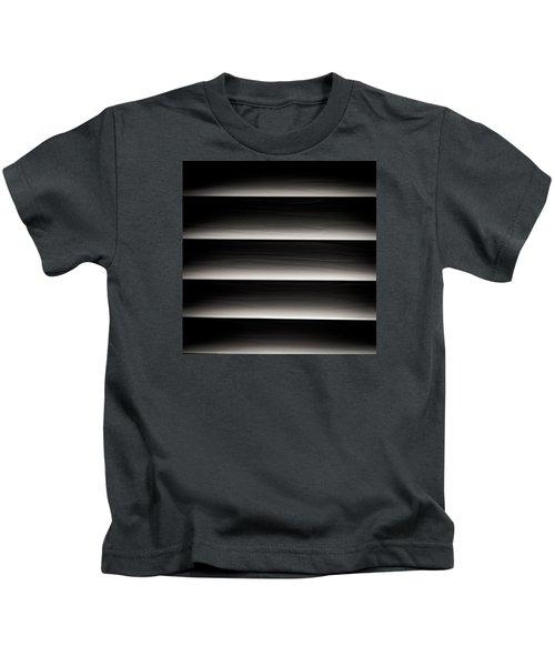 Horizontal Blinds Kids T-Shirt