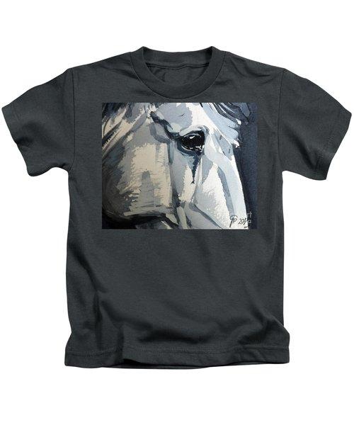 Horse Look Closer Kids T-Shirt
