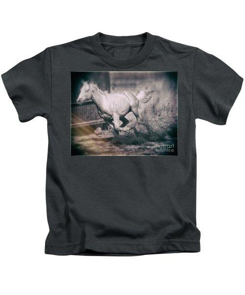 Horse Power Kids T-Shirt