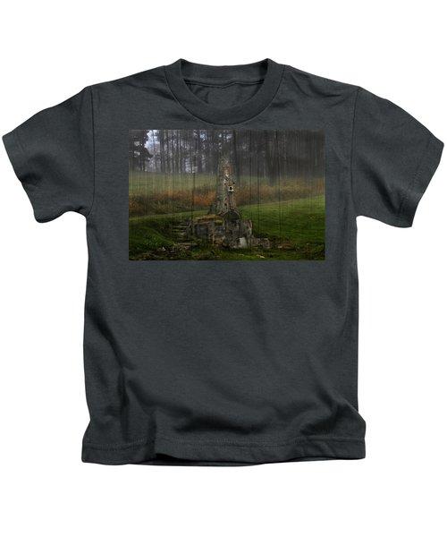 Howard Chandler Christy Ruins Kids T-Shirt