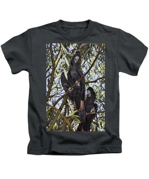 I Say Old Chap Kids T-Shirt by Douglas Barnard