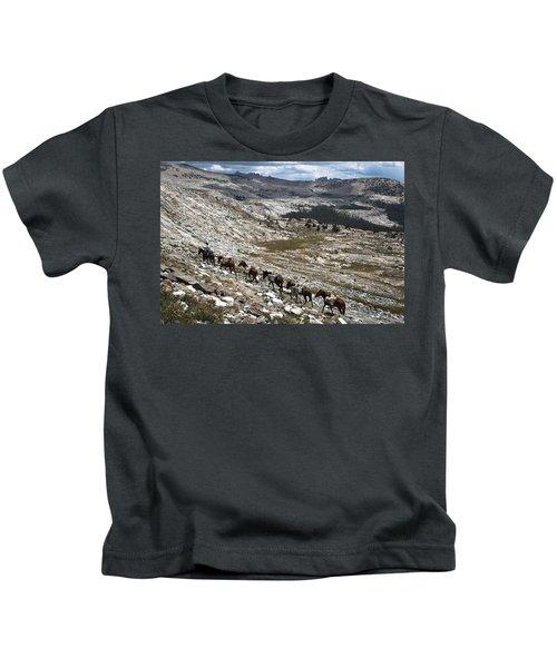 Isberg Packing Kids T-Shirt
