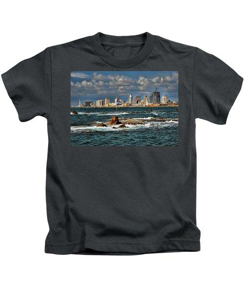 Israel Full Power Kids T-Shirt
