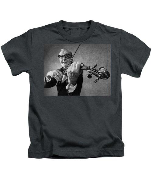 Jack Benny Farewell Kids T-Shirt
