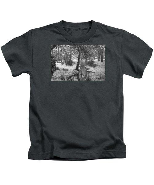 Jack Frost Bites Kids T-Shirt