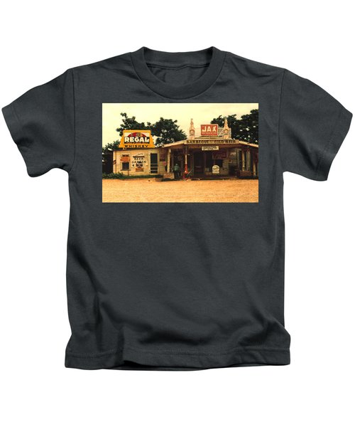 Jax Juke Joint Melrose Louisiana Kids T-Shirt
