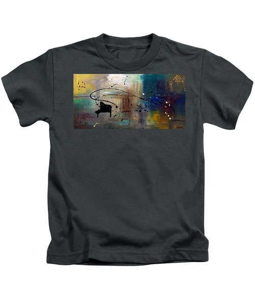 Jazz Night Kids T-Shirt