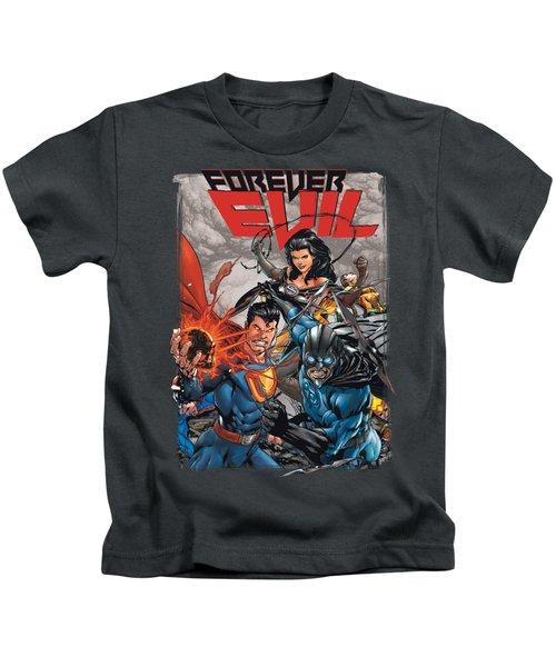 Jla - Crime Syndicate Kids T-Shirt