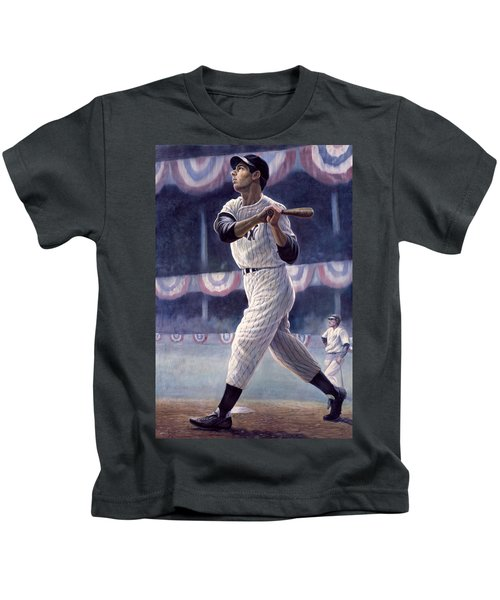 Joe Dimaggio Kids T-Shirt