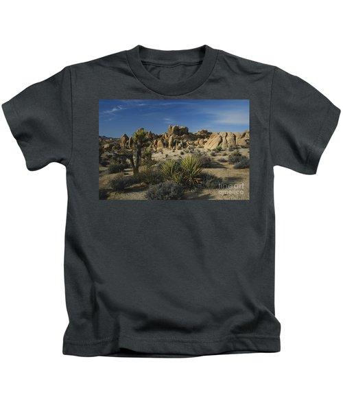 Joshua Tree National Park Kids T-Shirt