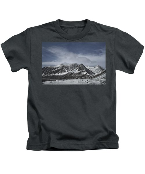 Journey Into The Realms Above Kids T-Shirt