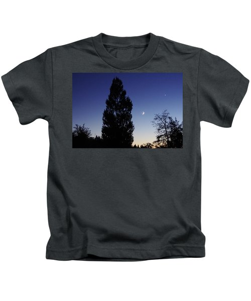 Julian Night Sky 2013 A Kids T-Shirt