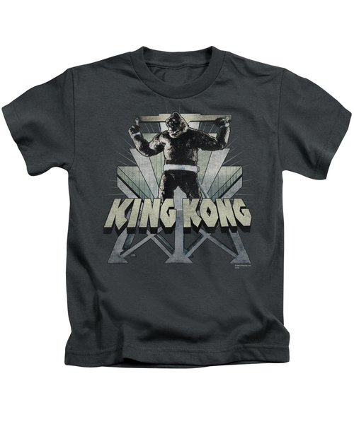King Kong - 8th Wonder Kids T-Shirt