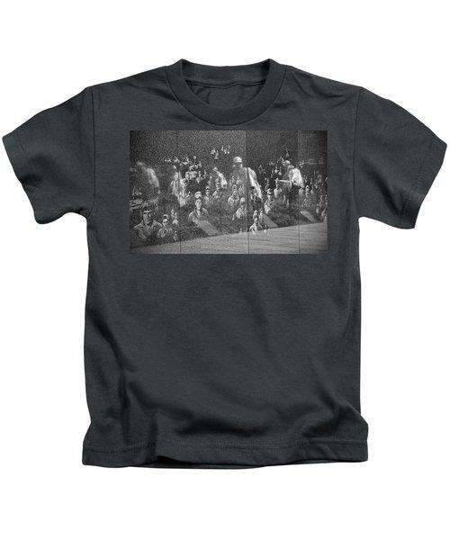 Korean War Veterans Memorial Kids T-Shirt