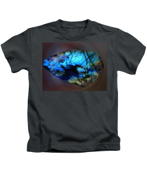 Kids T-Shirt featuring the photograph Labrodit Beauty by Colette V Hera  Guggenheim