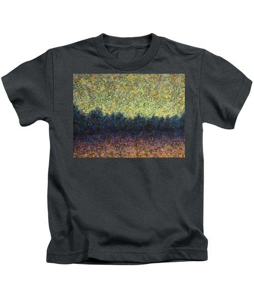 Lakeshore Sunset Kids T-Shirt