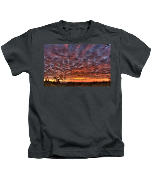 Last Light In Oracle Kids T-Shirt