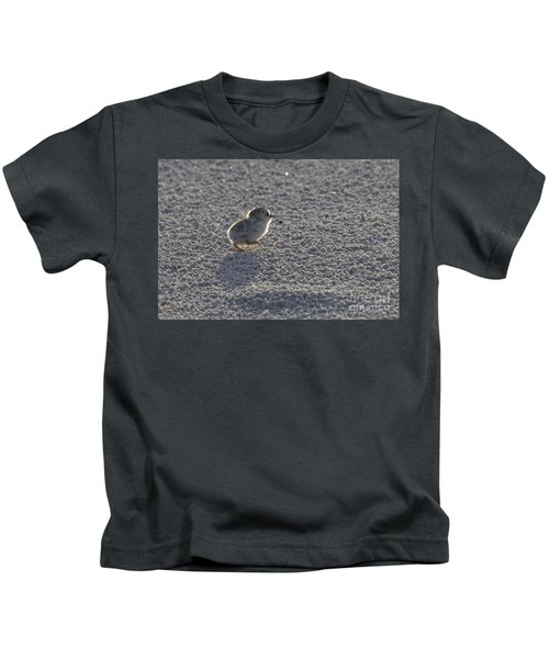 Least Tern Chick Kids T-Shirt