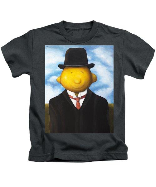 Lemon Head Kids T-Shirt