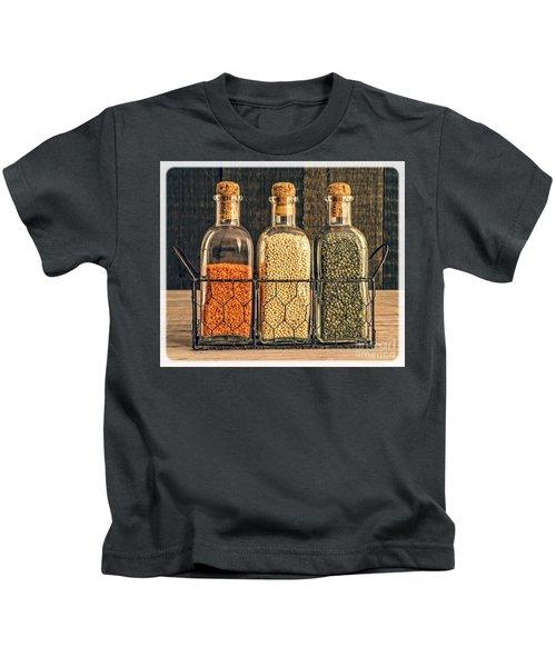 Lentils - Kitchen Art Kids T-Shirt