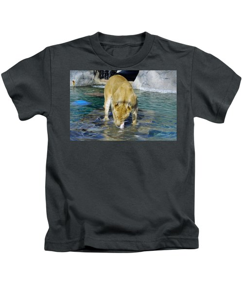Lion 3 Kids T-Shirt